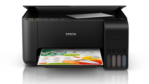 Epson Ecotank L3150 Wi Fi All In One Ink Tank Printer