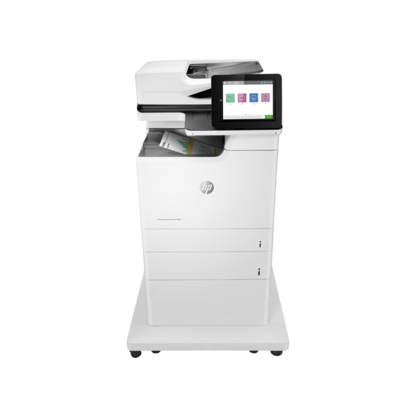 HP Color LaserJet Enterprise MFP M681f Printer