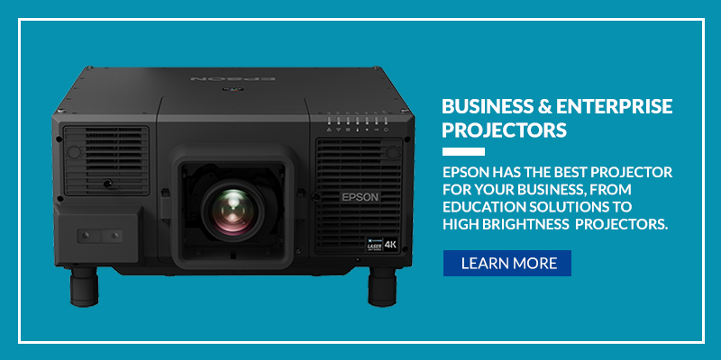 Epson Business and Corporate Projectors